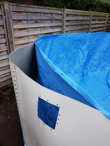 Stahlwand pool innenfolie passt nicht folie for Pool innenfolie