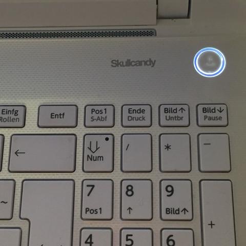 Da sieht man es - (Tastatur, Screenshot, tastaturlayout)