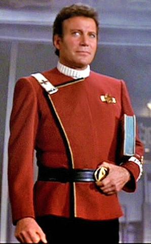 Kirk Uniform Star Trek 2 - (Star-Trek, Uniform)