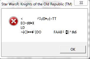 Die Fehlermeldung - (Computer, Spiele, PC-Spiele)