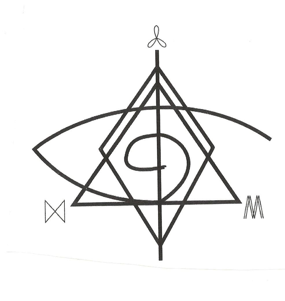 Dämonische Symbole