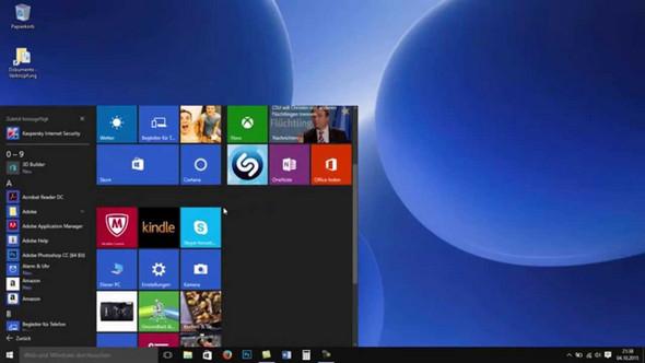 Startmenü In Windows 81pro Verändern Computer Pc Technik