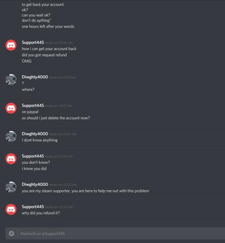 Steam Account gehackt | ICH WERDE ERPRESST!?