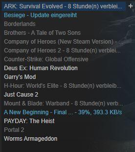 Mein PC - (Spiele, Steam)