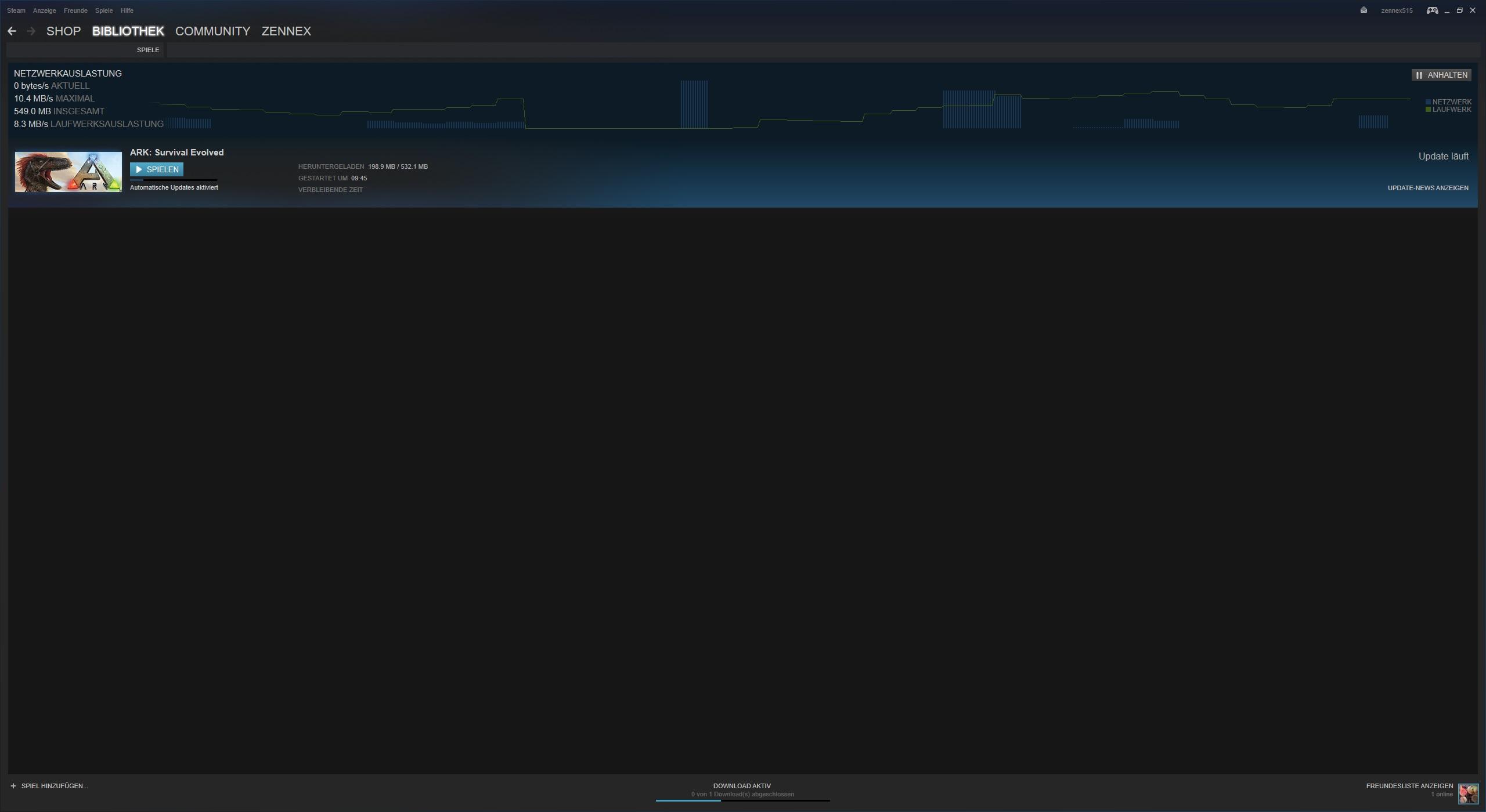 Steam Download Sehr Langsam