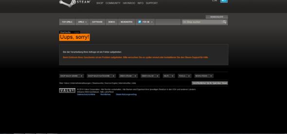Der Fehler - (Steam, Gift, gameladen)