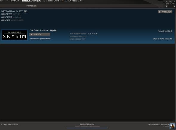 Das problem das ich hab... - (Download, Steam)