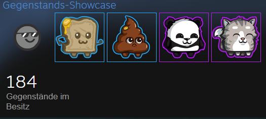 Im Profil - (Steam, Showcase, Steam Showcase)