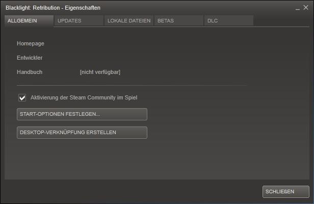 Steam Spiele Sprache ändern
