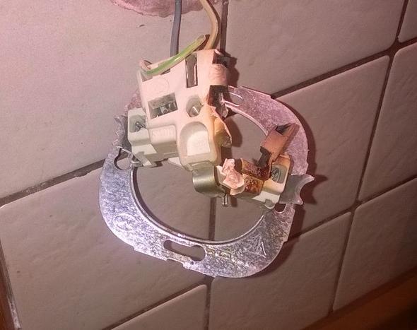 Steckdose_1 - (Strom, Installation, Elektrotechnik)