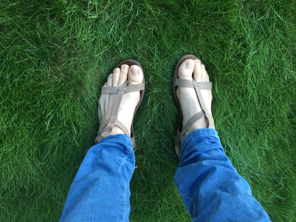 Sandalen - (passend, Sandalen)