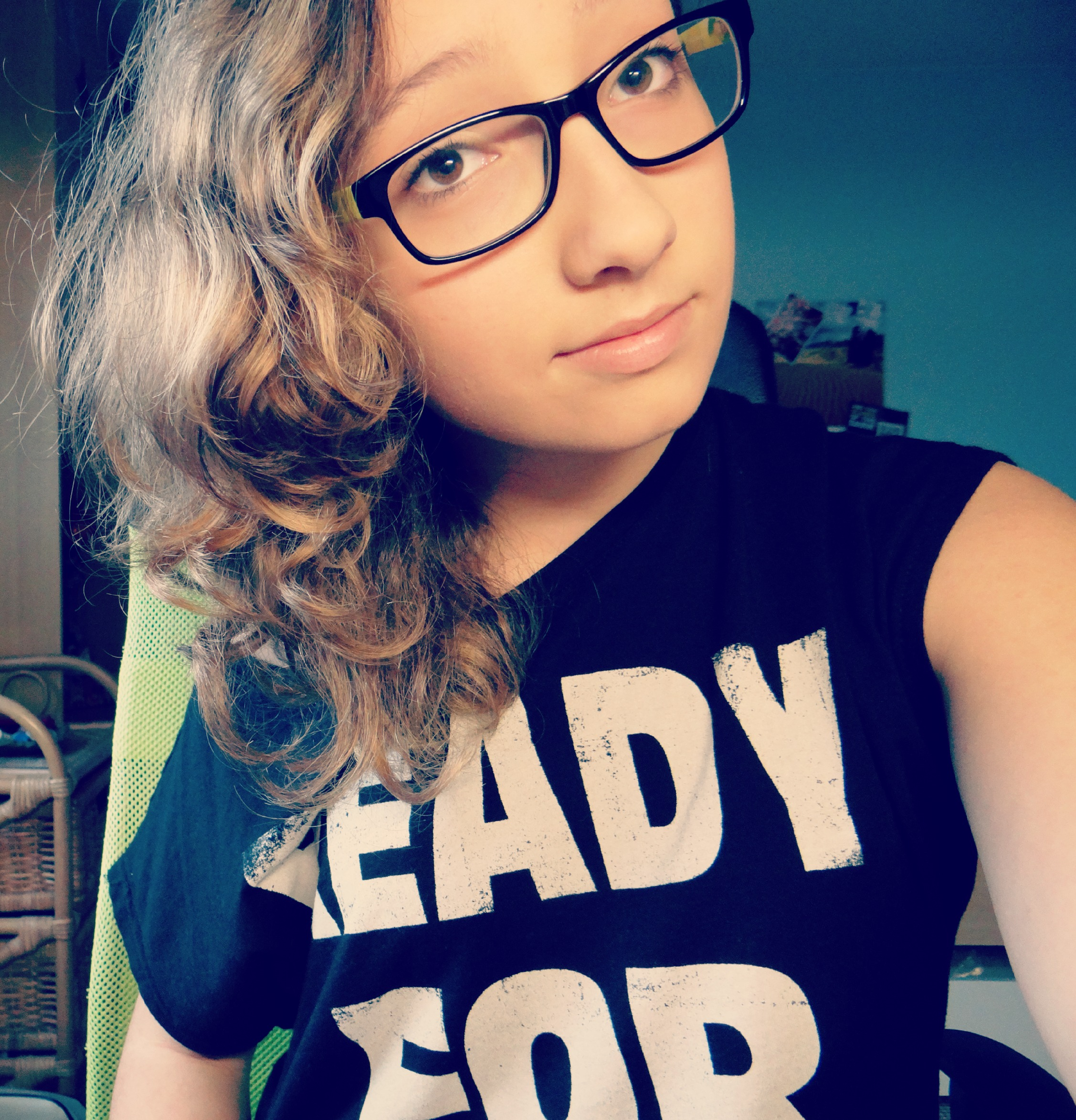 Stehen mir zusammengemachte haare oder offene besser? :-)