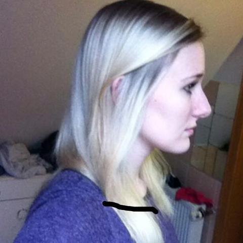 Steht Mir Ein Lob Long Bob Mädchen Haare Frisur
