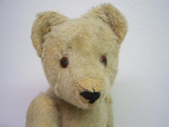 Antikteddy2 - (Teddy, Steiff, Steiff-Teddy)