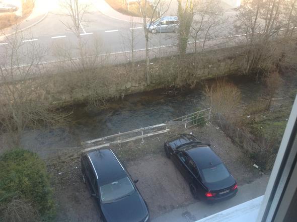 Bild 2 - (Parkplatz, stellplatz, Pflastersteine)