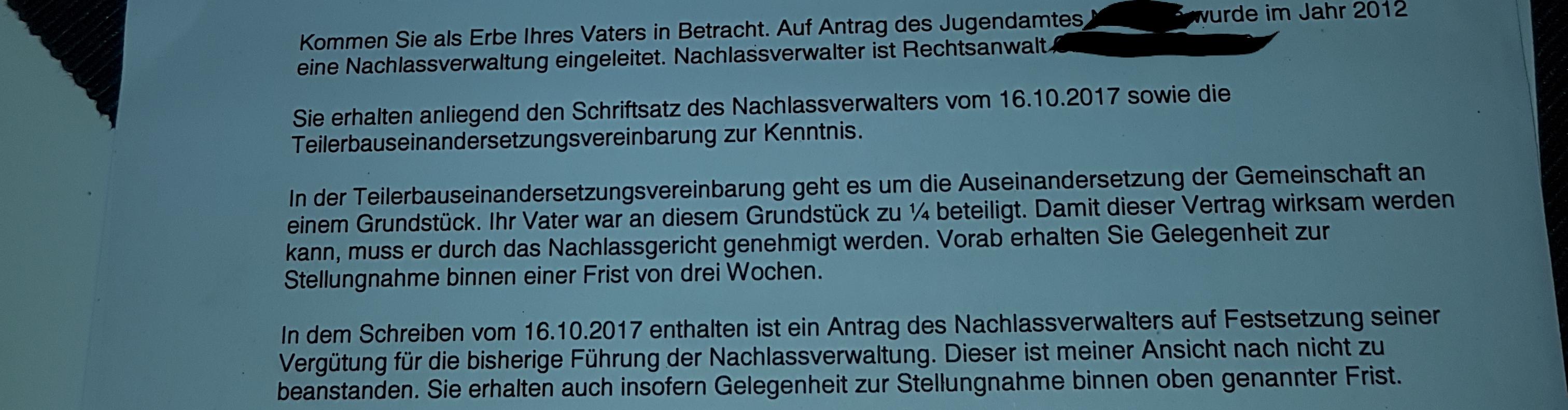 Stellungnahme Amtsgericht Fur Erbe Was Tun Recht Gericht