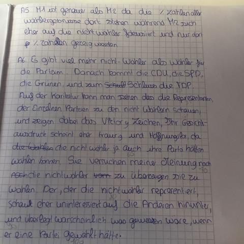 der text schule sozialkunde 9klasse - Stellungnahme Schreiben Beispiel