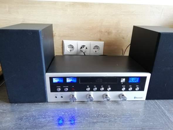 Stereoanlage/Musikbox?