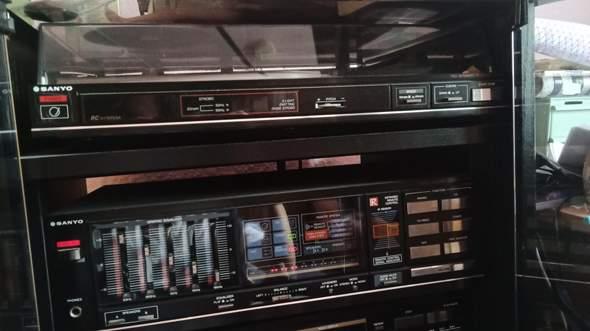 Stereoanlage Plattenspieler richtig benutzen?