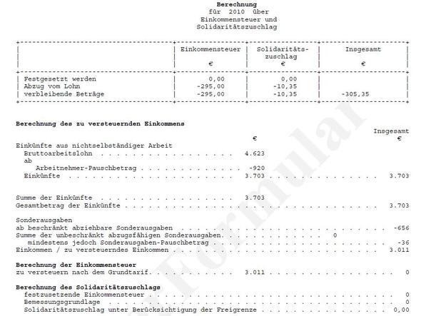 Steuer - (Geld, Finanzen, Steuern)
