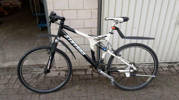 stevens fahrrad für 20€ verkaufen?