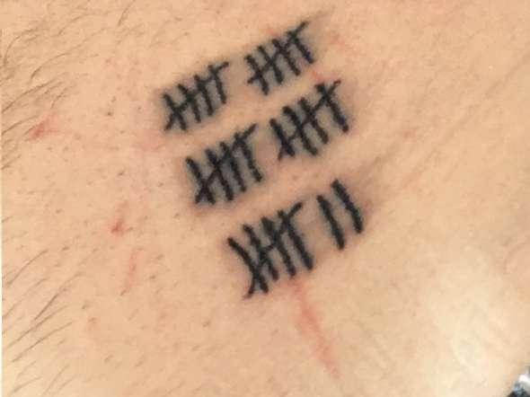 Stick and Poke Tattoo - zu tief gestochen? (Tattoostudio