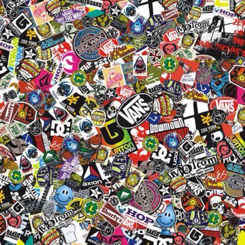 Sticker Mit Logos Und Markennamen Fur Das Auto Namen Marken Logo