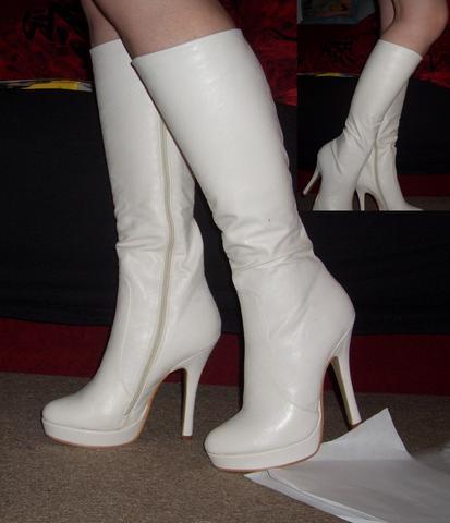auch hübsch :D - (Schuhe, Stiefel, dicke Beine)