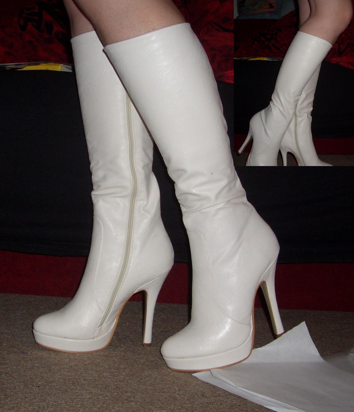 Stiefel für dicke Beine (Schuhe)