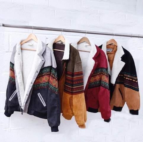 Stil/Name dieser Jacken?