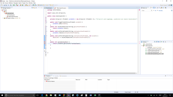 Klasse 2 - (programmieren, Informatik, Java)