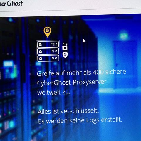 Cyberghost stimmt das  - (Schutz, IP, deepweb)