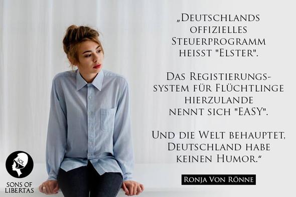 Elster und Easy - (Geld, Deutschland, Steuern)