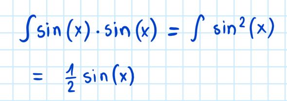 Stimmt das so (Mathe - Integralrechnung)?
