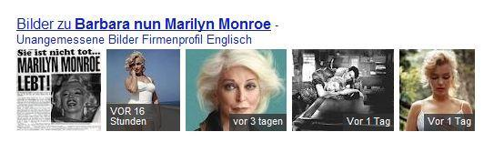 Marilyn Monroe - (Leben, marilyn monroe)