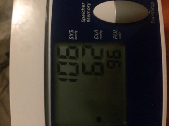 Blutdruck und Puls  - (Gesundheit, Gesundheit und Medizin, Arzt)
