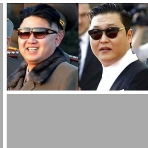 Kim jong un psy - (Bruder, Saenger, Korea)