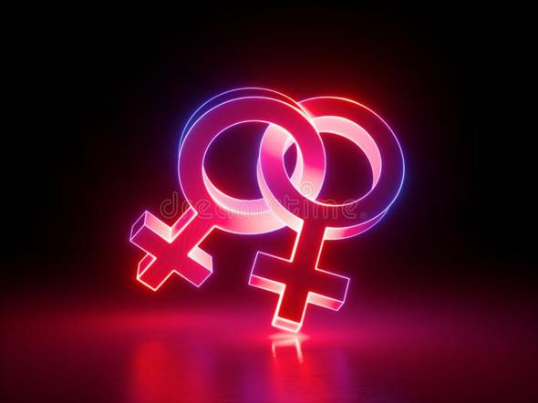 Stimmt es das lesbische Frauen in Wahrheit kurze Haare haben?