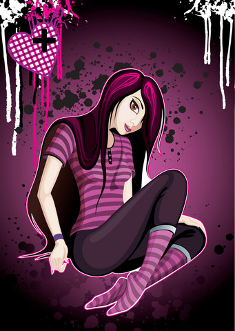 """Stimmt es, dass Emo-Girls tatsächlich besser """"im Bett"""" sind und warum eigentlich 💏?"""