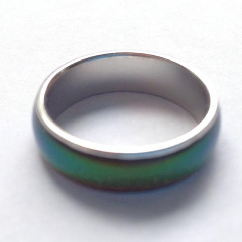 Mein Ring!! - (Farbe, weiss, Temperatur)