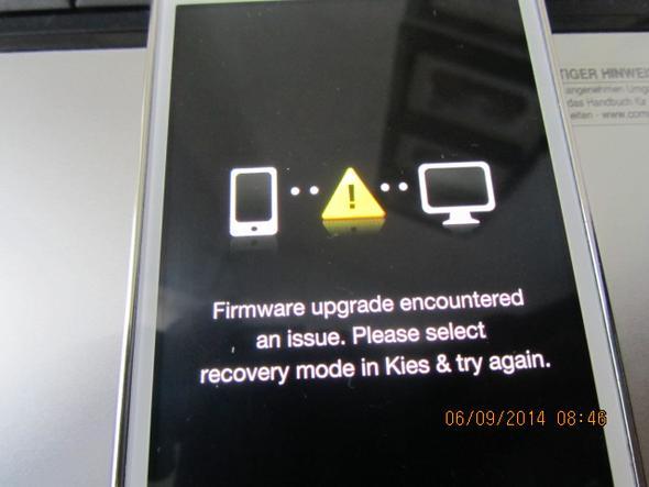 So steht es auf meinem Handy - (Computer, Handy)