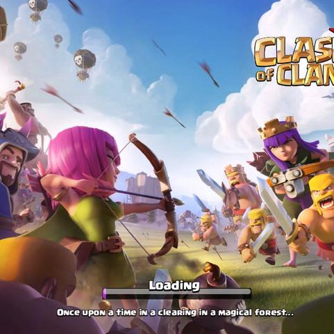 Hier das Problem: - (Internet, clash of clans, coc)