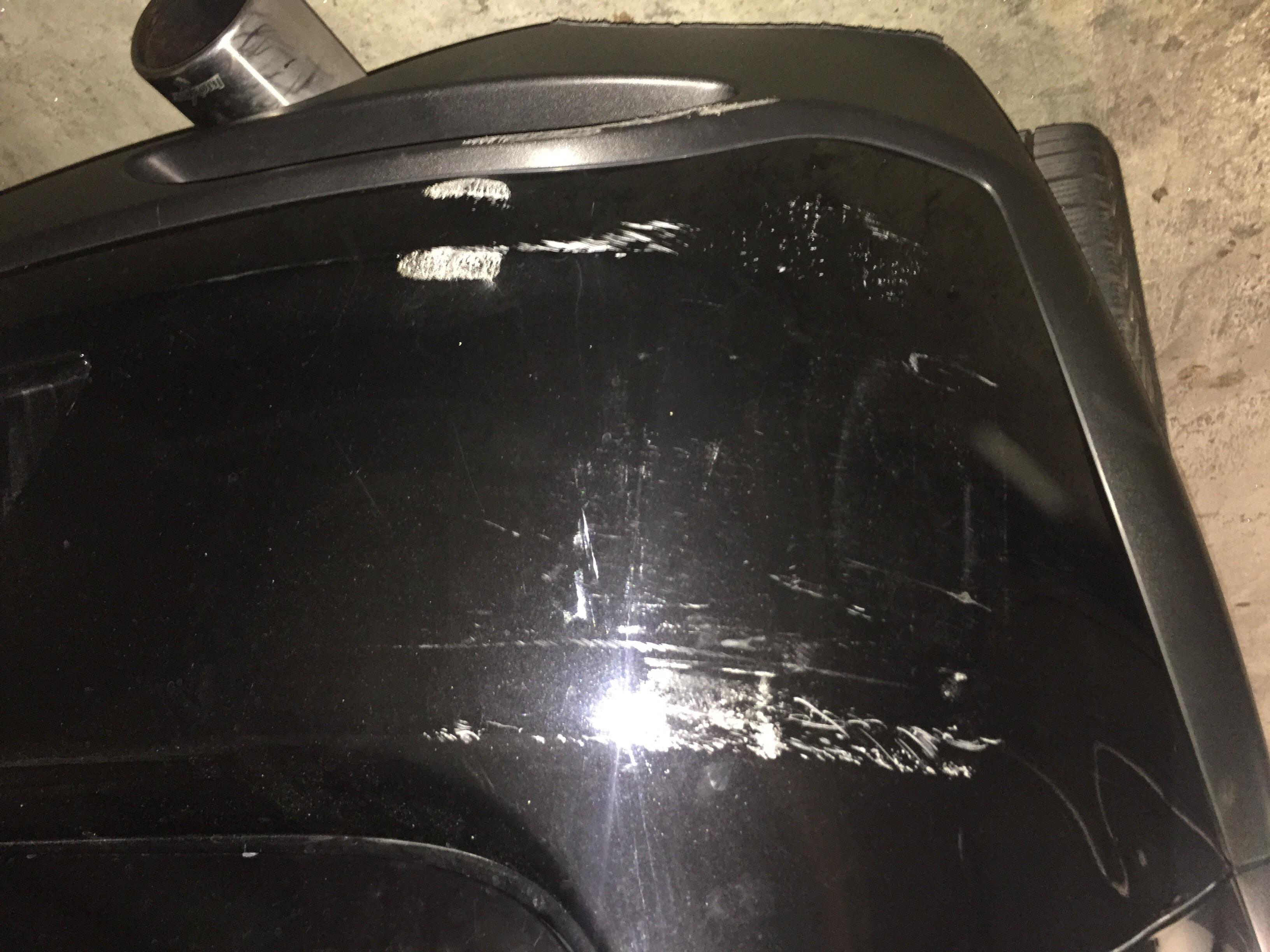 sto stange schaden ausbeulen reparieren auto reparatur. Black Bedroom Furniture Sets. Home Design Ideas
