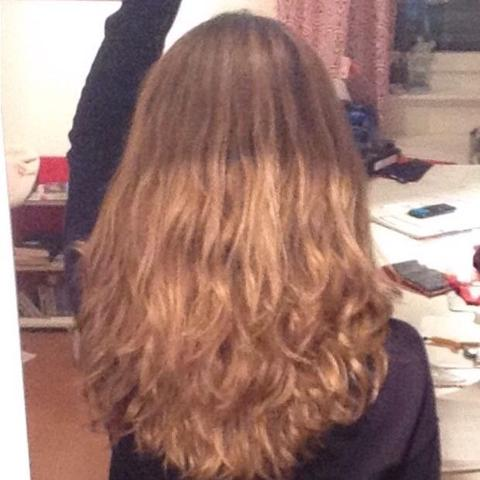 Strähnen Für Dunkelblondes Haar Haare Färben Dunkelblond