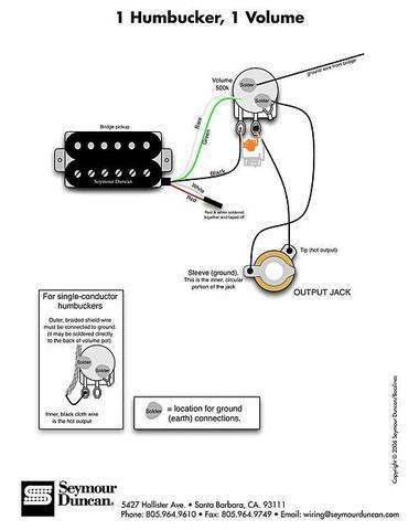 Tolle Schaltplan Für Humbucker Stratocaster Ideen - Elektrische ...