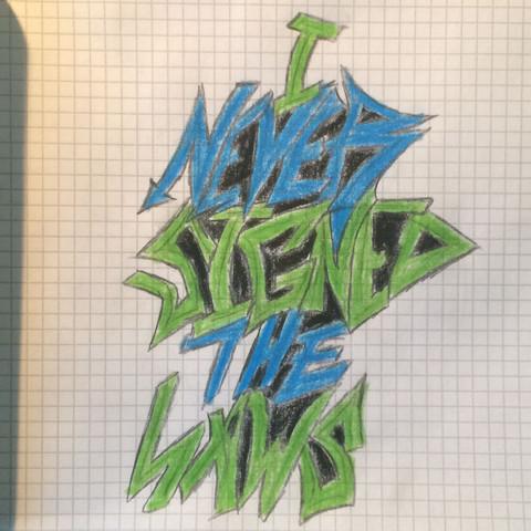 I never signed the laws - (lernen, zeichnen, Charakter)