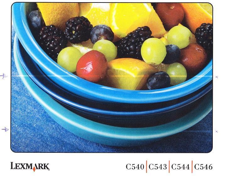 Streifen geht durch Farbausdruck (Bilder, Drucker