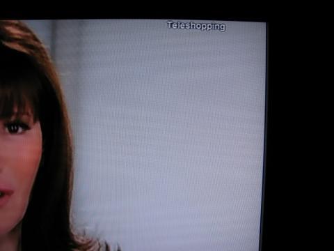 Streifen am TV - (TV, Störung)