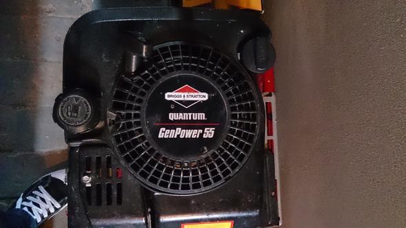 Motor - (Stromerzeuger, kein Strom)
