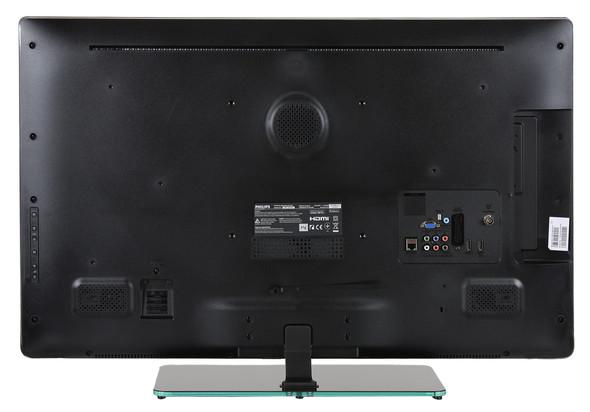 Stromkabel vom Philips TV beim sauber machen raus gegangen. Wo steckt man das ein?